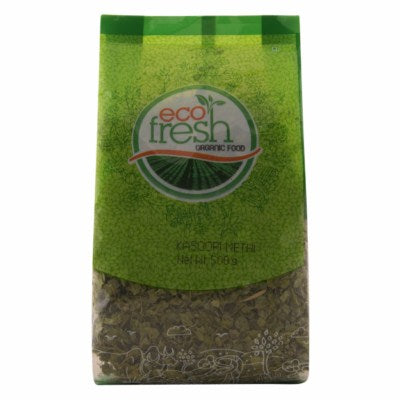 Buy high-quality Ecofresh Organic Kasoori Methi Online at Orgpick