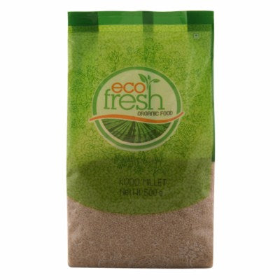 Buy Ecofresh Organic Kodo Millet Online,500gm