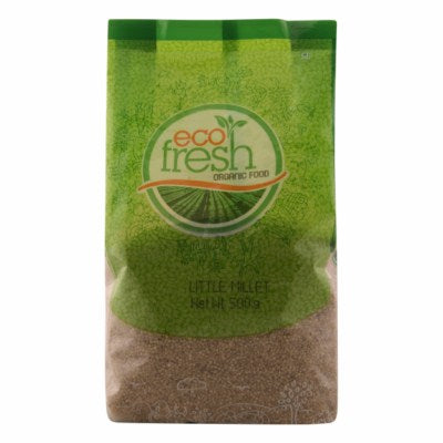 Organic Little Millet (Eco-Fresh)