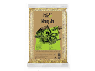 Buy Natureland's Organic Moong Jor Online from Orgpick