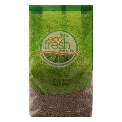 Buy Ecofresh Organic Matki/Moth Online At Orgpick