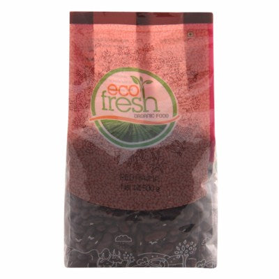 Buy Ecofresh Organic Red Rajma Online At Orgpick