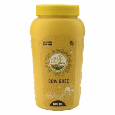 Order Ecofresh Organic Ghee Bottle Online At Orgpick