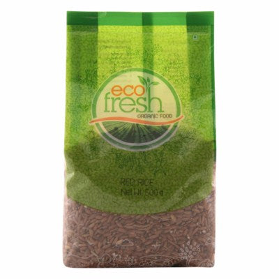 Organic Red Rice (Eco-Fresh)