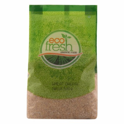 Organic Wheat Daliya (Eco-Fresh)