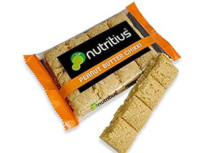 Shop Naural Peanut Butter Chikki online At Orgpick