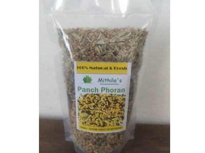 Shop 100% Natural Panch Phoran Online At Orgpick