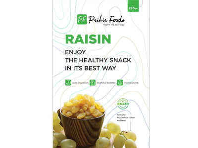 Natural Raisins Online At Orgpick