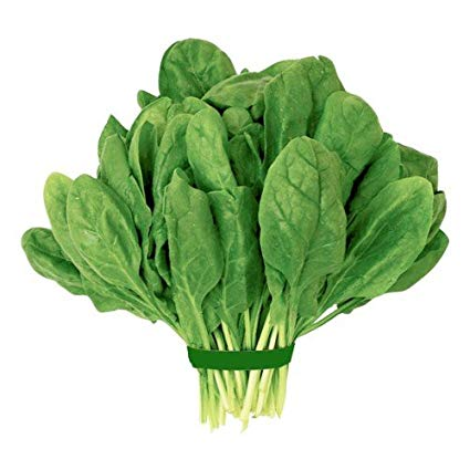 Certified Organic Baby Spinach at Orgpick.com