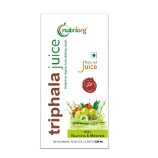 Order Best Natural Triphala Juice Online from Orgpick
