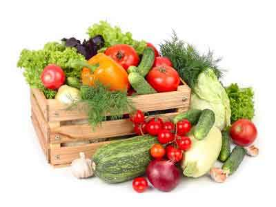 Organic Medium Vegetable Box