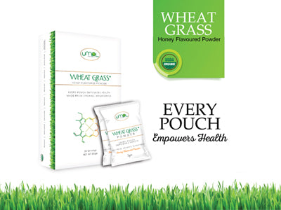 Wheat Grass Powder (UMPL)