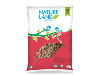 Organic Whole Chana Flour (Nature-land)