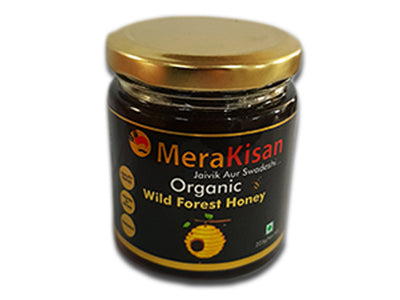 Buy Organic wild Forest Honey (Mera Kisan) - orgpick.com