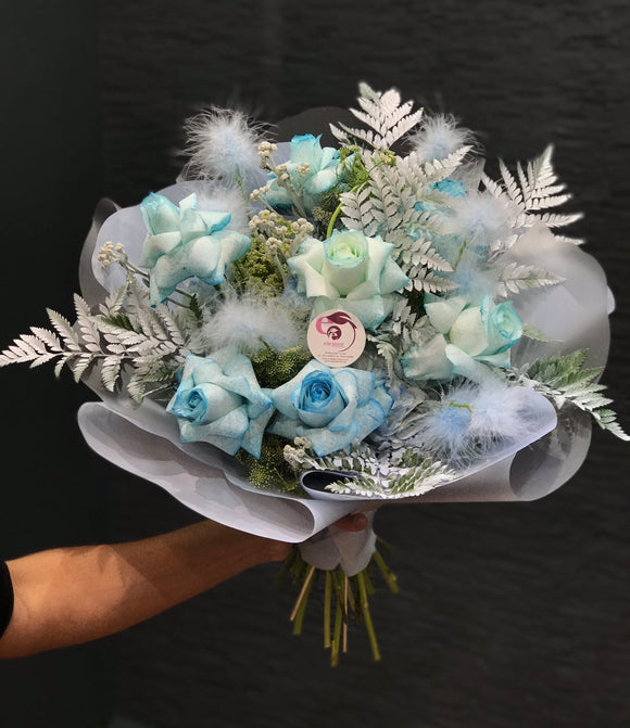 SKY BLUE BOUQUET