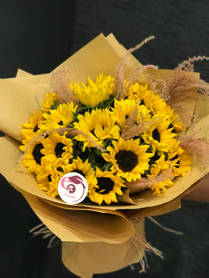 Load image into Gallery viewer, SUNFLOWER BOUQUET