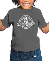 St. Elizabeth TK / Kinder Tee in Charcoal