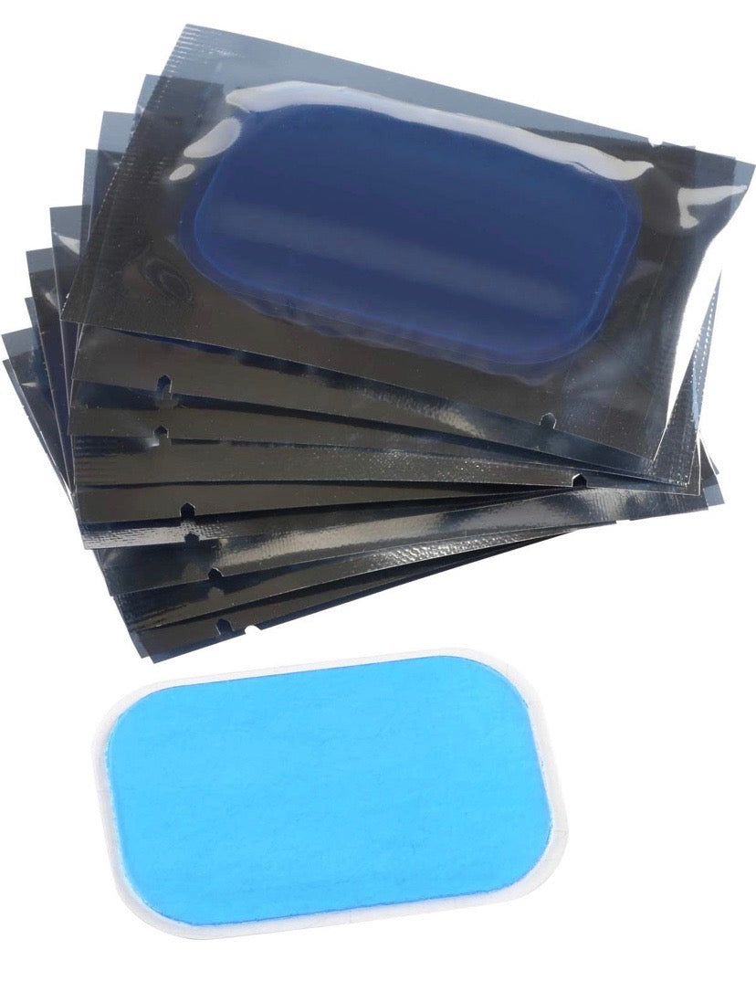 12 Piece Replacement Hydrogel Stickers (For Ab Stimulator)