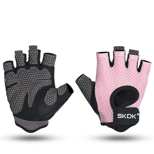Unisex Breathable Gym Fitness Gloves