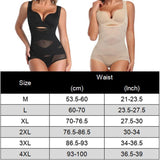 Women Bodysuit Corset Cincher