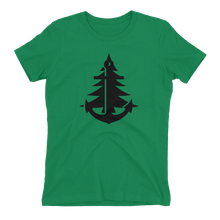 Load image into Gallery viewer, Anchor and Pine Women's T-Shirt