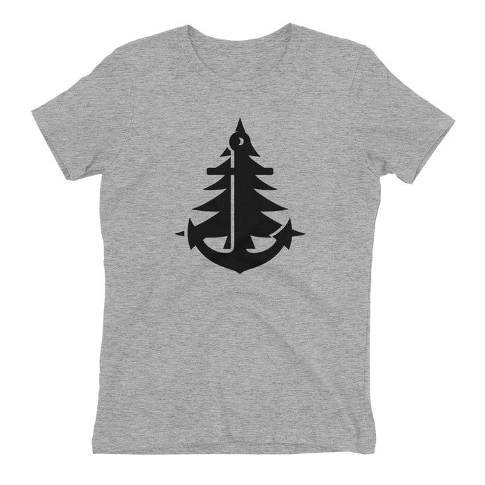 Anchor and Pine Women's T-Shirt