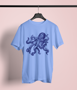 Octopus - Men's T-Shirt