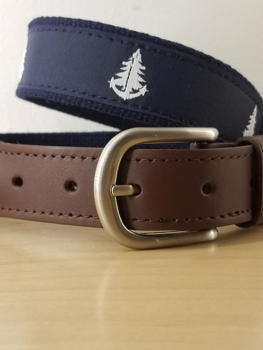 Made in Maine D Ring Belt