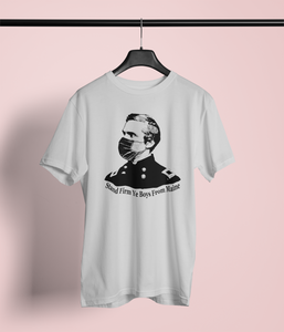 Joshua Chamberlain - United States Against Covid-19 T-Shirt