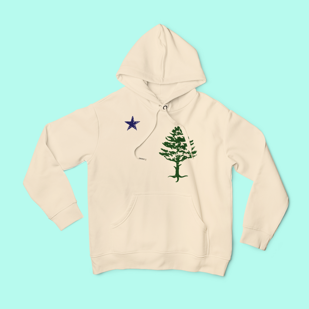 First Flag Hooded Sweatshirt