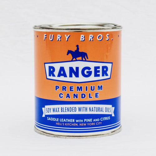 Fury Brothers Ranger Candle