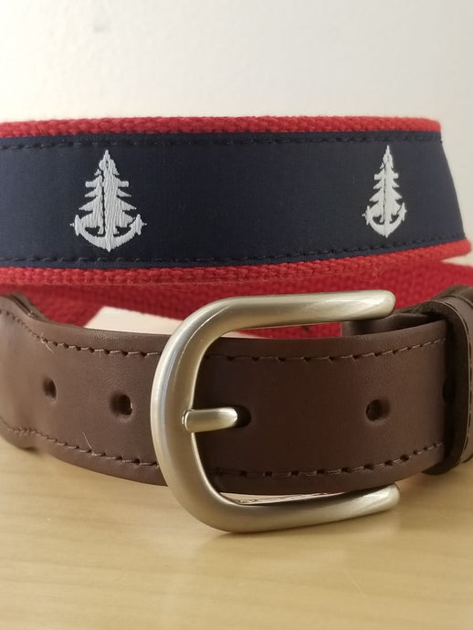 Made in Maine Ribbon Belt