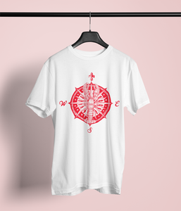 Lobster Compass Rose
