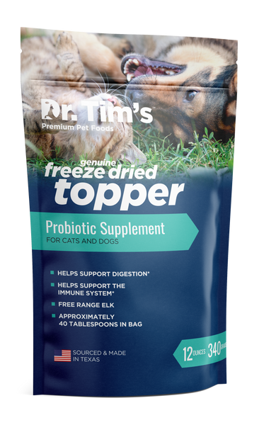Elk Probiotic Topper - 12 oz.