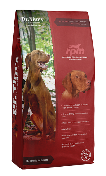 RPM Salmon & Pork Grain Free