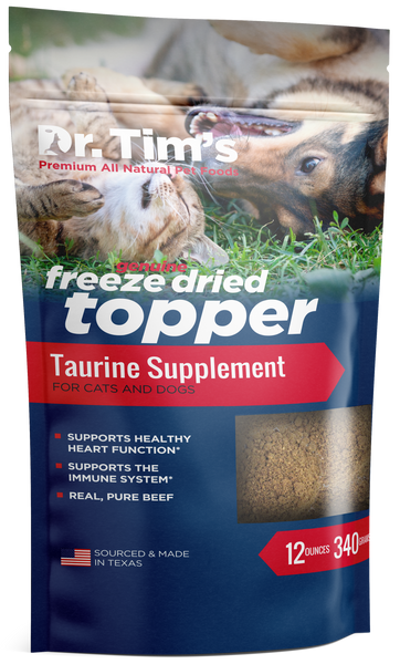 Taurine Topper - 12 oz.