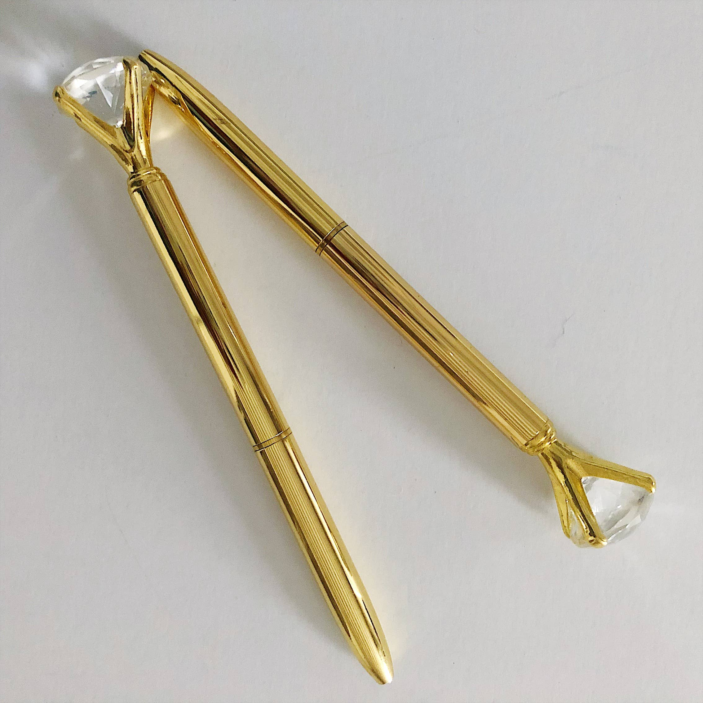 Gold :: Diamond Pen