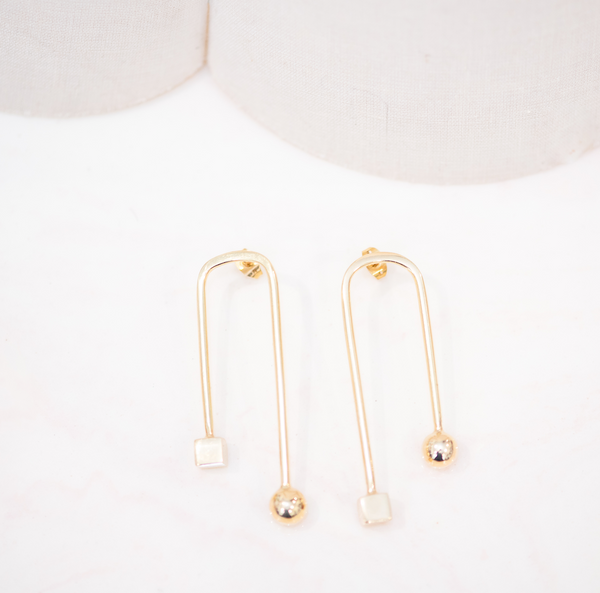 Kamali Arc Earrings