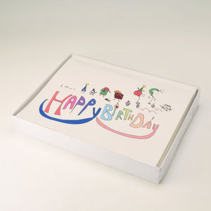 Happy Birthday Parade Card