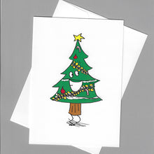 Load image into Gallery viewer, Christmas Tree Card