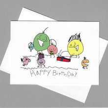 Load image into Gallery viewer, Happy Birthday Original Card