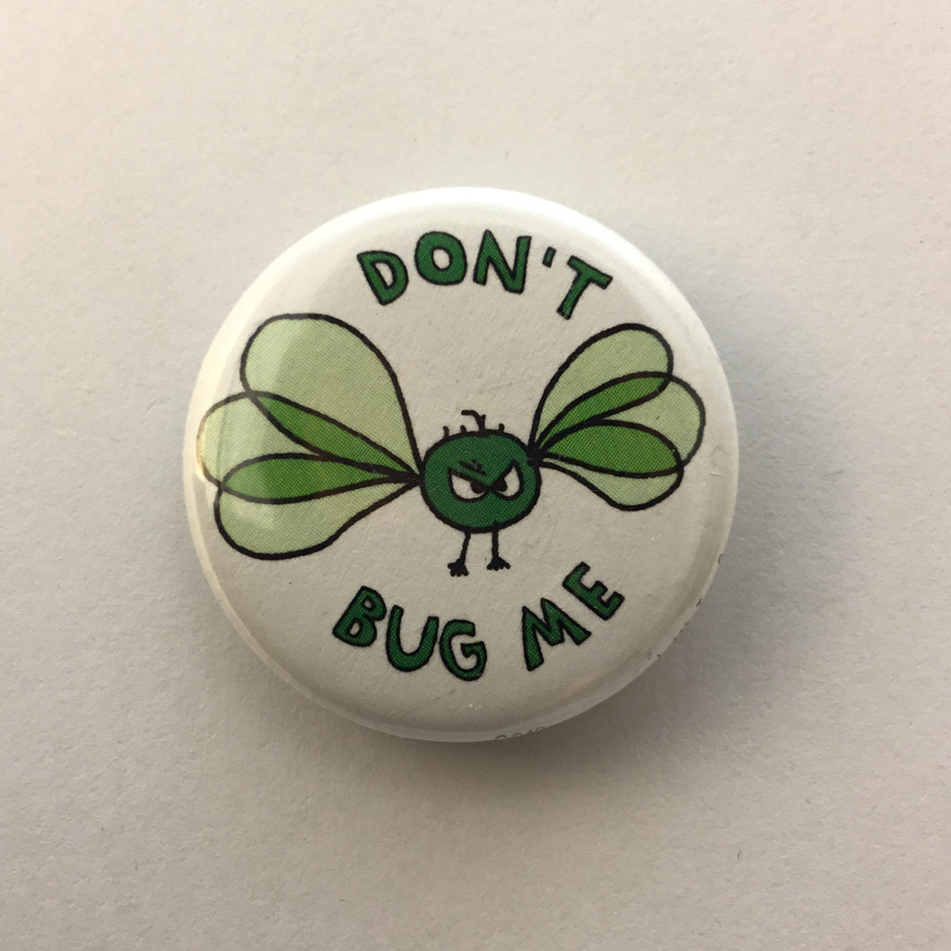 Don't Bug Me 1.25