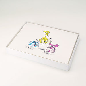 Laughing Boxes Card