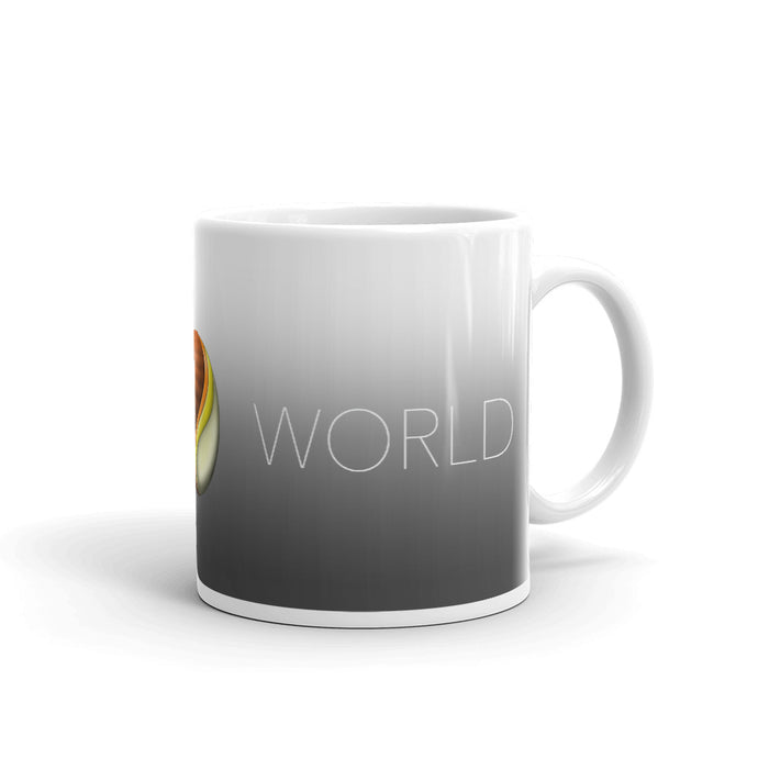 Imzaia World Mountain Grey Mug