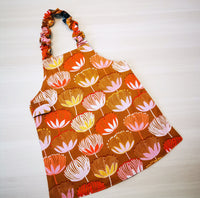 Handcrafted Reversible Aprons - Dandelions and Bushland