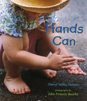 Hands Can Book