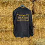 For The Good Long Sleeve T-Shirt Black