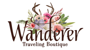 Wanderer Traveling Boutique Logo