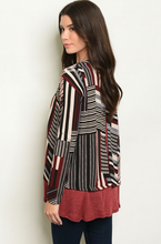 Load image into Gallery viewer, Stunning Tunic Sweater - Wanderer Traveling Boutique