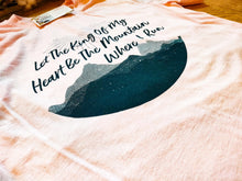 "Load image into Gallery viewer, ""King Of My Heart"" - Graphic T-Shirt - Wanderer Traveling Boutique"